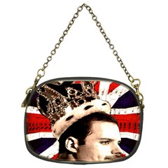 Freddie Mercury Chain Purses (two Sides)  by Valentinaart