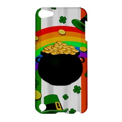 Pot Of Gold Apple Ipod Touch 5 Hardshell Case by Valentinaart