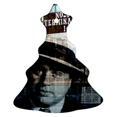 Al Capone  Ornament (christmas Tree)  by Valentinaart