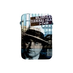 Al Capone  Apple Ipad Mini Protective Soft Cases by Valentinaart