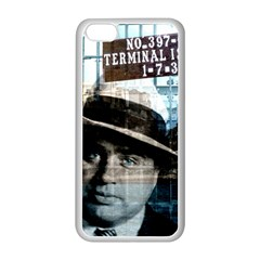 Al Capone  Apple Iphone 5c Seamless Case (white) by Valentinaart