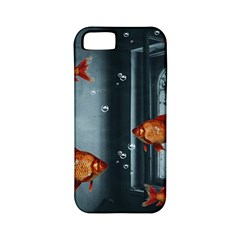 Natural Habitat Apple Iphone 5 Classic Hardshell Case (pc+silicone) by Valentinaart