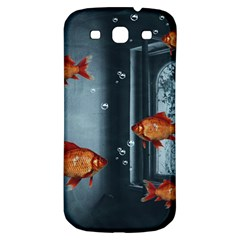 Natural Habitat Samsung Galaxy S3 S Iii Classic Hardshell Back Case by Valentinaart