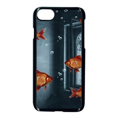 Natural Habitat Apple Iphone 7 Seamless Case (black) by Valentinaart