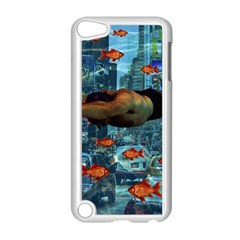 Urban Swimmers   Apple Ipod Touch 5 Case (white) by Valentinaart