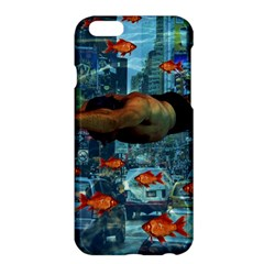 Urban Swimmers   Apple Iphone 6 Plus/6s Plus Hardshell Case by Valentinaart