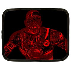 Warrior   Red Netbook Case (xxl)