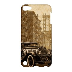 Vintage Old Car Apple Ipod Touch 5 Hardshell Case by Valentinaart