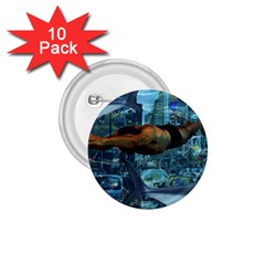 Urban Swimmers   1 75  Buttons (10 Pack)