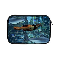 Urban Swimmers   Apple Ipad Mini Zipper Cases by Valentinaart