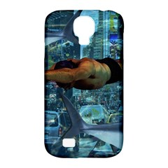 Urban Swimmers   Samsung Galaxy S4 Classic Hardshell Case (pc+silicone) by Valentinaart