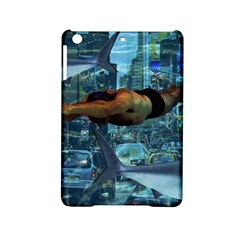 Urban Swimmers   Ipad Mini 2 Hardshell Cases by Valentinaart