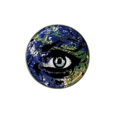 Mother Earth  Hat Clip Ball Marker (4 Pack) by Valentinaart