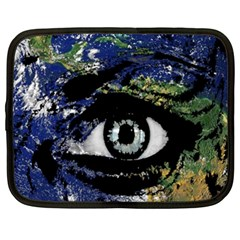 Mother Earth  Netbook Case (xxl)  by Valentinaart