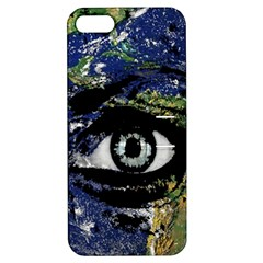 Mother Earth  Apple Iphone 5 Hardshell Case With Stand