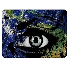Mother Earth  Samsung Galaxy Tab 7  P1000 Flip Case by Valentinaart