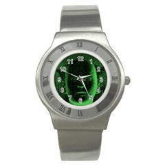 Code  Stainless Steel Watch