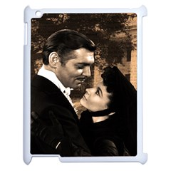 Gone With The Wind Apple Ipad 2 Case (white) by Valentinaart