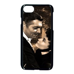 Gone With The Wind Apple Iphone 7 Seamless Case (black) by Valentinaart