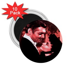 Gone With The Wind 2 25  Magnets (10 Pack)