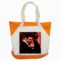 Gone With The Wind Accent Tote Bag by Valentinaart