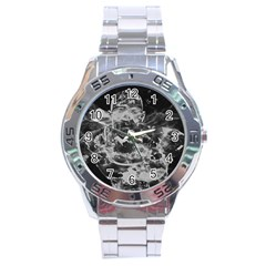 Angel Stainless Steel Analogue Watch by Valentinaart