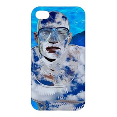 Swimming Angel Apple Iphone 4/4s Premium Hardshell Case by Valentinaart