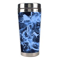Blue Angel Stainless Steel Travel Tumblers by Valentinaart