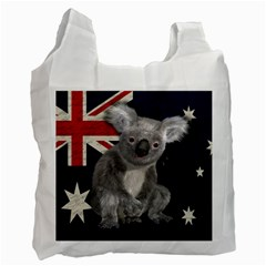 Australia  Recycle Bag (two Side)