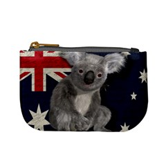 Australia  Mini Coin Purses by Valentinaart