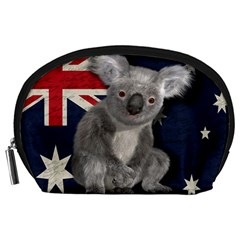 Australia  Accessory Pouches (large)  by Valentinaart