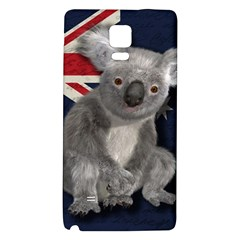 Australia  Galaxy Note 4 Back Case by Valentinaart