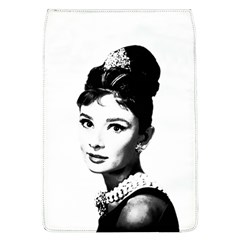 Audrey Hepburn Flap Covers (l)  by Valentinaart