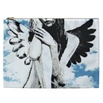 Angel Cosmetic Bag (XXL)  Front