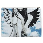 Angel Cosmetic Bag (XXL)  Back
