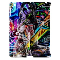 Graffiti Girl Apple Ipad 3/4 Hardshell Case (compatible With Smart Cover) by Valentinaart