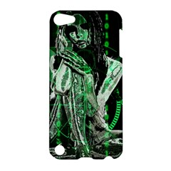 Cyber Angel Apple Ipod Touch 5 Hardshell Case by Valentinaart