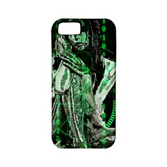 Cyber Angel Apple Iphone 5 Classic Hardshell Case (pc+silicone) by Valentinaart