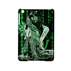 Cyber Angel Ipad Mini 2 Hardshell Cases by Valentinaart