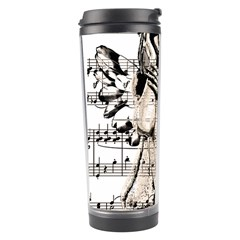 Vintage Angel Travel Tumbler by Valentinaart