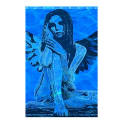 Underwater Angel Shower Curtain 48  X 72  (small)