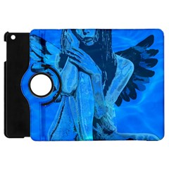 Underwater Angel Apple Ipad Mini Flip 360 Case by Valentinaart