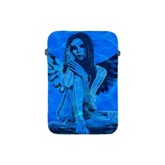 Underwater Angel Apple Ipad Mini Protective Soft Cases by Valentinaart