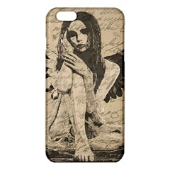 Vintage Angel Iphone 6 Plus/6s Plus Tpu Case by Valentinaart