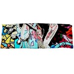 Graffiti angel Body Pillow Case Dakimakura (Two Sides) Back