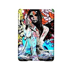 Graffiti Angel Ipad Mini 2 Hardshell Cases by Valentinaart
