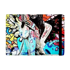 Graffiti Angel Ipad Mini 2 Flip Cases by Valentinaart