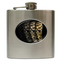 Wild Child Hip Flask (6 Oz) by Valentinaart