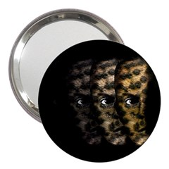 Wild Child 3  Handbag Mirrors