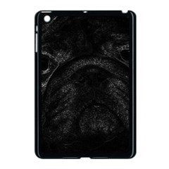 Black Bulldog Apple Ipad Mini Case (black) by Valentinaart